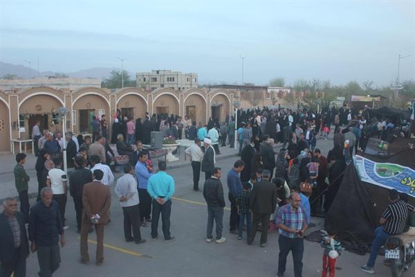 فروش 835میلیون ریالی بازارچه ها و نمایشگاه های صنایع دستی در شهرستان سرایان