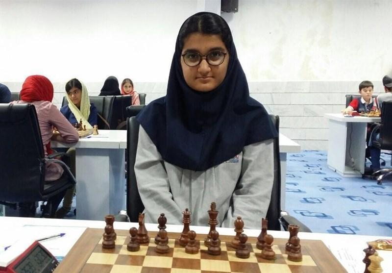 شطرنج قهرمانی بانوان دنیا، صعود تاریخی علی نسب با تساوی مقابل حریف آلمانی