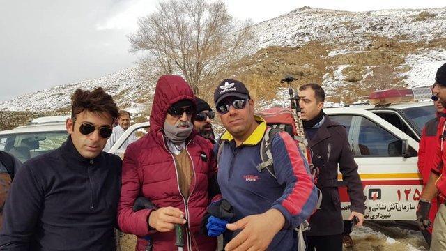 روایت کوهنوردی که بعد از 24 ساعت در برف و کولاک زنده ماند