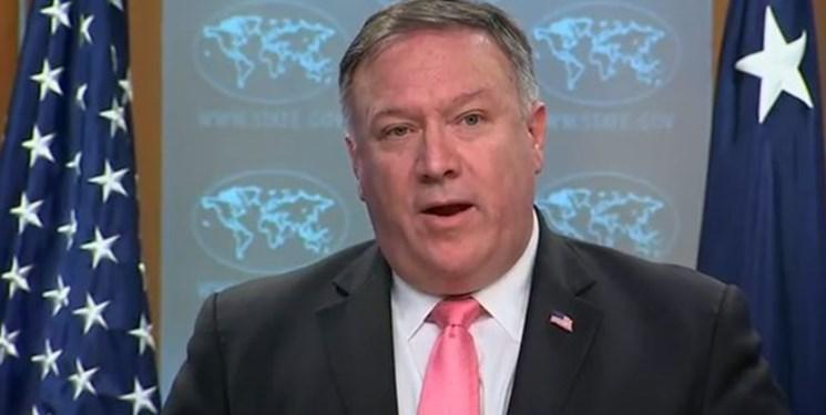 پامپئو: رفتار چین و روسیه در قطب شمال تهاجمی است