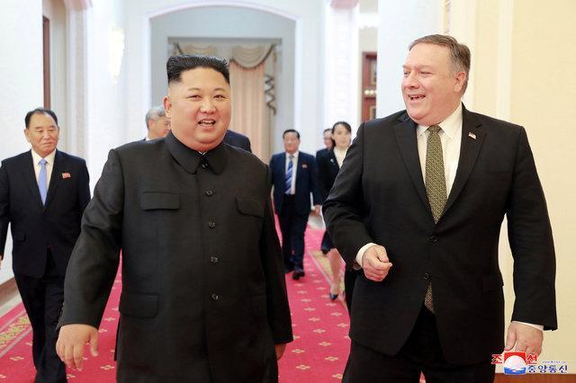 آمریکا آماده گفت وگو با کره شمالی با وجود حذف پامپئو از مذاکرات اتمی است