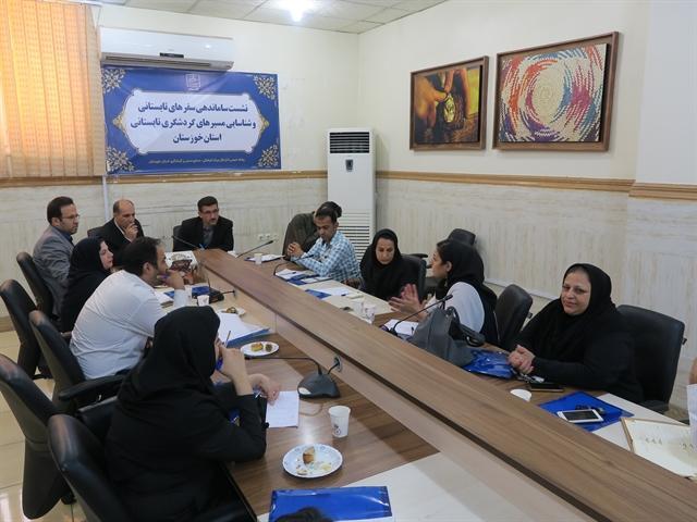 لزوم برنامه ریزی برای حضور تورهای ملی در رویدادهای خوزستان
