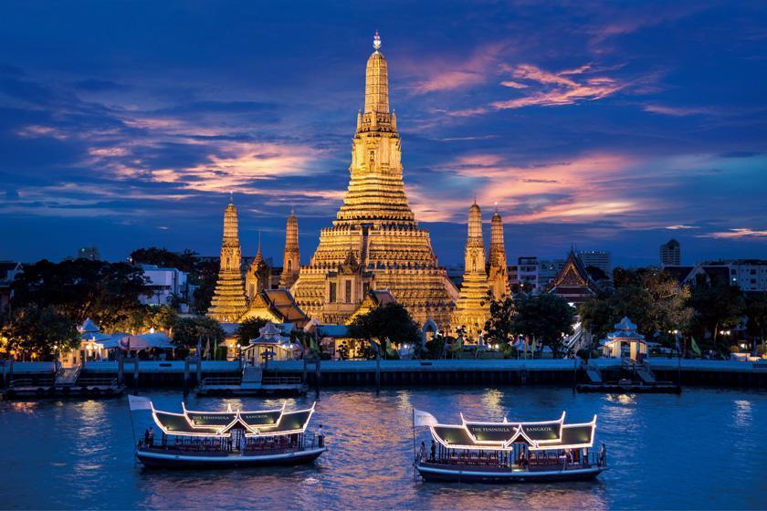 سفر 8 روزه به تایلند