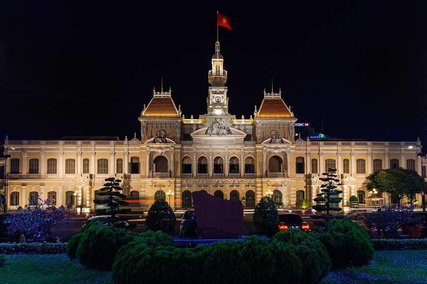 شهر هوشی مین، ویتنام؛ داستان سفر