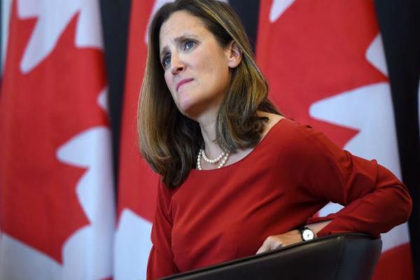 انتصاب سفیری برای زنان، صلح و امنیت در کانادا