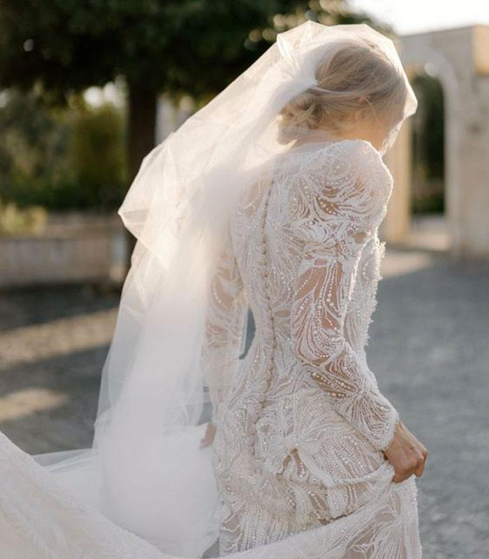 25 مدل لباس عروس ایتالیایی چشم نواز و زیبا
