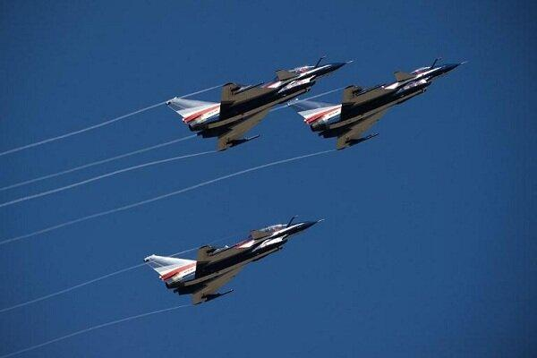نیروهای هوایی چین و تایلند رزمایش مشترک برگزار می نمایند