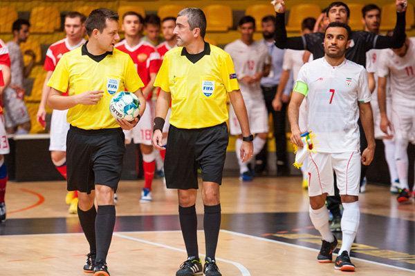 تیم ملی فوتسال به دنبال برگزاری بازی با ایتالیا و فرانسه