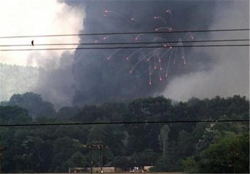 افزایش تلفات انفجار در کارخانه ای در ویتنام به 24 کشته