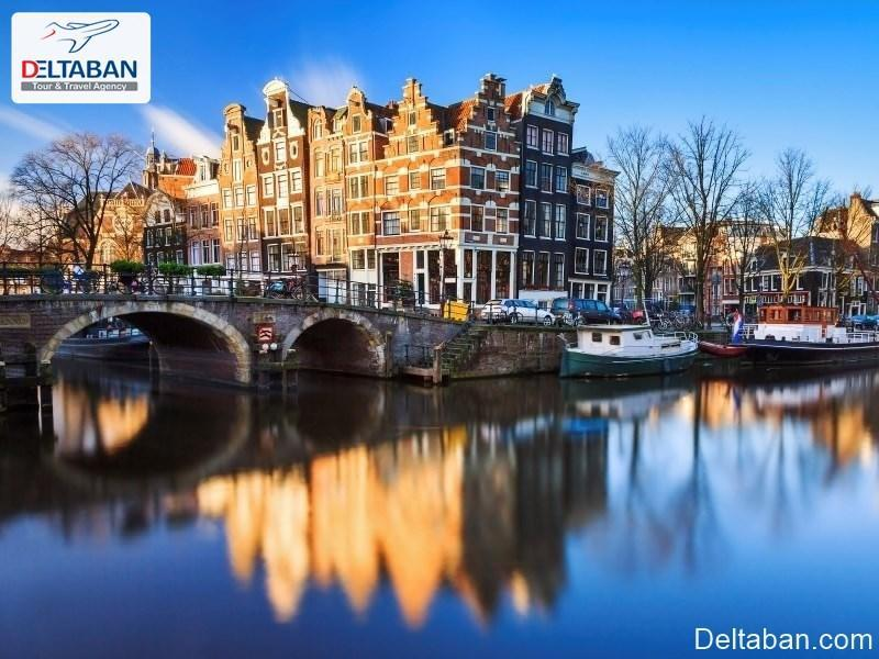 آمستردام سرزمین خوراک ها و کباب های متنوع