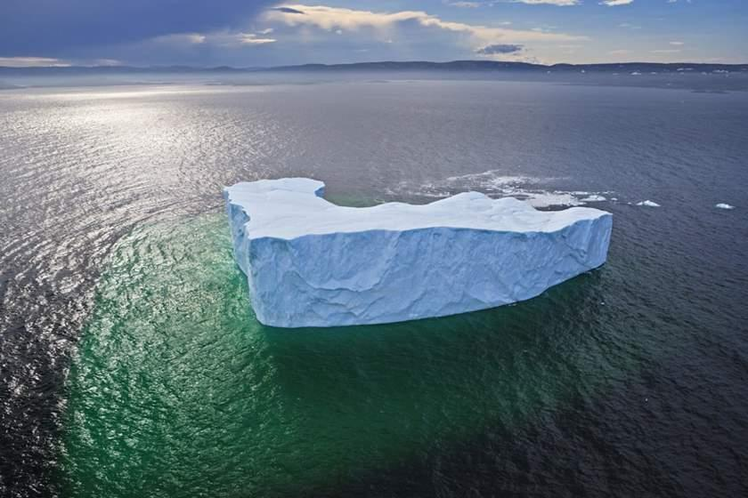 حقایق جالب در خصوص کوه های یخی کانادا