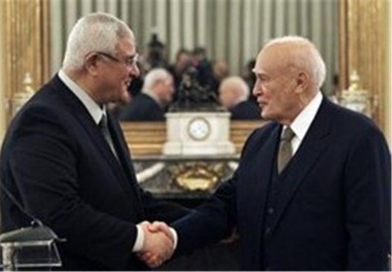 عدلی منصور: مصر خواستار عمیق تر شدن روابط با اتحادیه اروپاست