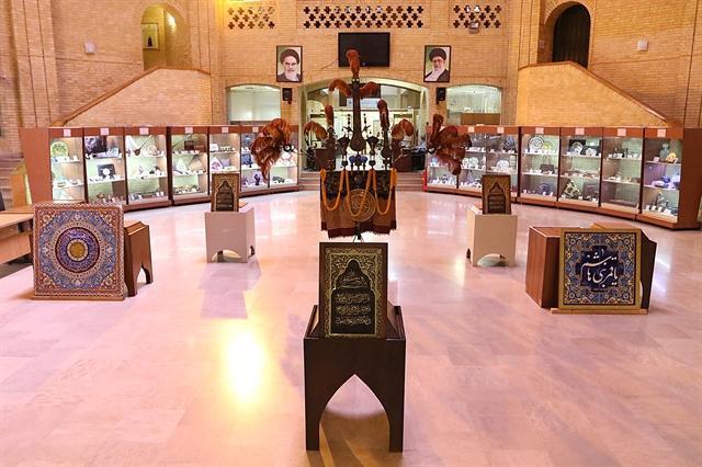 وزارت میراث فرهنگی میزبان نمایشگاه صنایع دستی با مضامین محرم