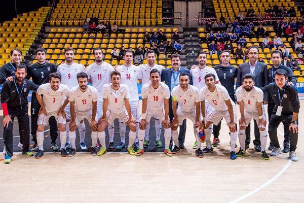 بازی تیم ملی فوتسال ایران با قطر لغو شد!