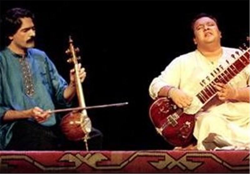 شجاعت حسین خان و کیهان کلهر و اجرای کنسرت غزل