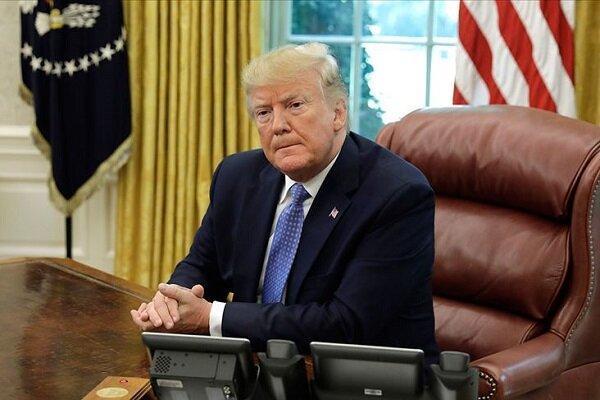 ترامپ: هیأت نمایندگی ایران می تواند به نیویورک بیاید