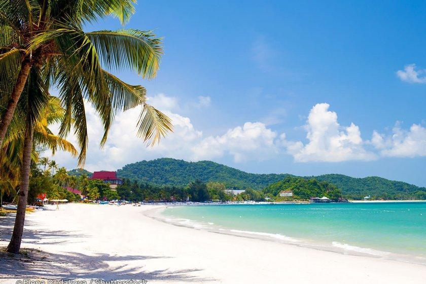 تماشا کنید؛ جزیره لنکاوی، بهشتی زمینی در مالزی