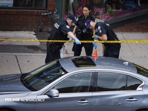 داعش مسئولیت حمله مسلحانه تورنتو را برعهده گرفت