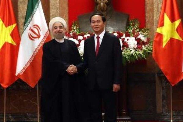 ایران و ویتنام سند همکاری ارتباطی امضا کردند