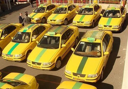 به 3500 راننده تاکسی یارانه نوسازی پرداخت می گردد