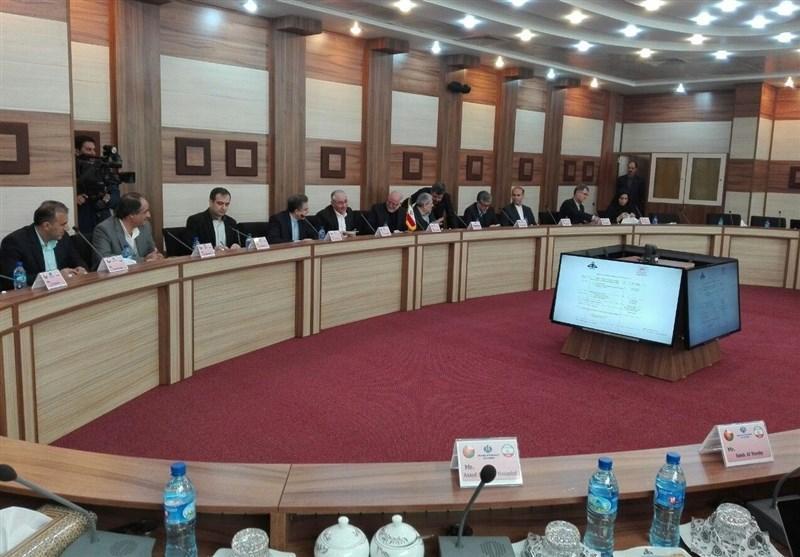 جلسه مشترک وزرای نفت ایران و عمان در تهران شروع شد