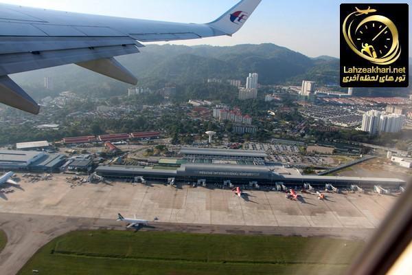 فرودگاه بین المللی پنانگ مالزی