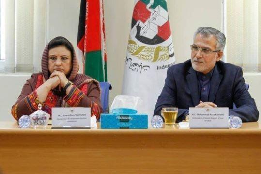 تقدیر سفیر ایران از اقدامات کمیسیون انتخابات افغانستان