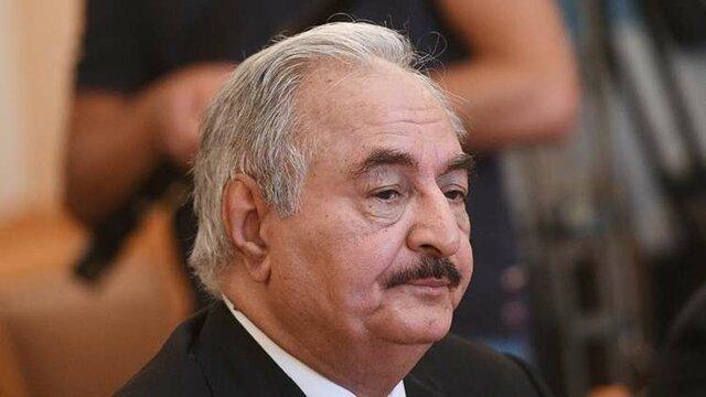 فرمانده نظامیان ارتش ملی لیبی خواستار لغو تحریم تسلیحاتی لیبی شد