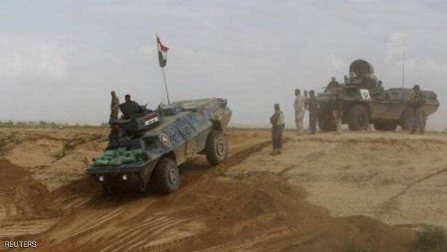 داعش به دو ایست امنیتی درصلاح الدین حمله کرد
