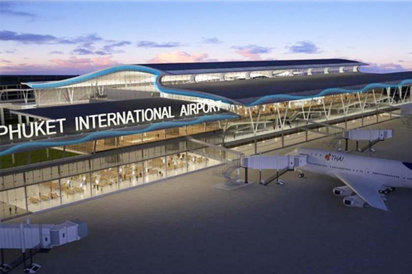فرودگاه بین المللی پوکت کجاست؟