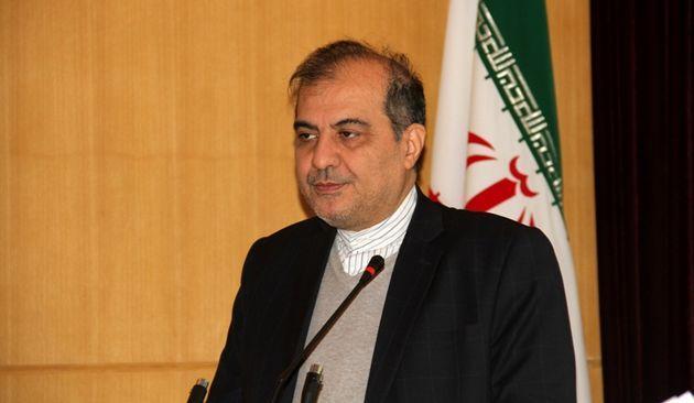 سخنگوی انصارلله با دستیار ارشد ظریف در امور ویژه سیاسی دیدار کرد