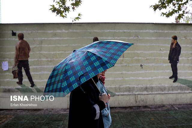 ترنم باران مهمان امروز یزدی ها