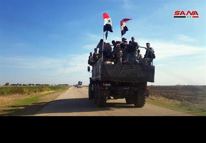 استقرار ارتش سوریه در القامشلی برای اولین بار پس از 7 سال