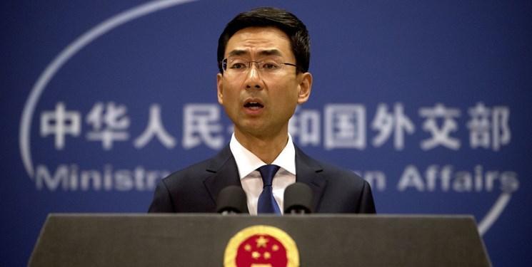 چین از کوشش آمریکا برای نظامی کردن فضا به شدت انتقاد کرد