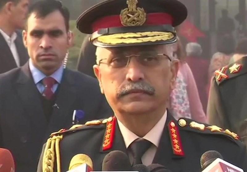 انتصاب فرمانده جدید ارتش هند و تاکید بر اهمیت چالش های مرزی با چین و پاکستان