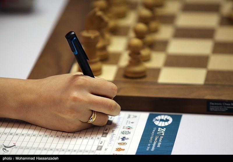 نایب قهرمانی شطرنج بازان ایران در مسابقات سریع جوانان آسیا