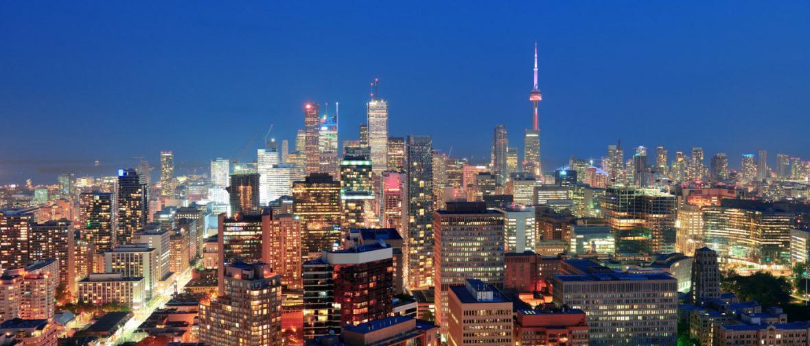 24 ساعت گردش در تورنتو