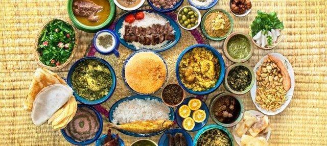 انتها کار جشنواره سفره ایرانی، فرهنگ گردشگری در اصفهان