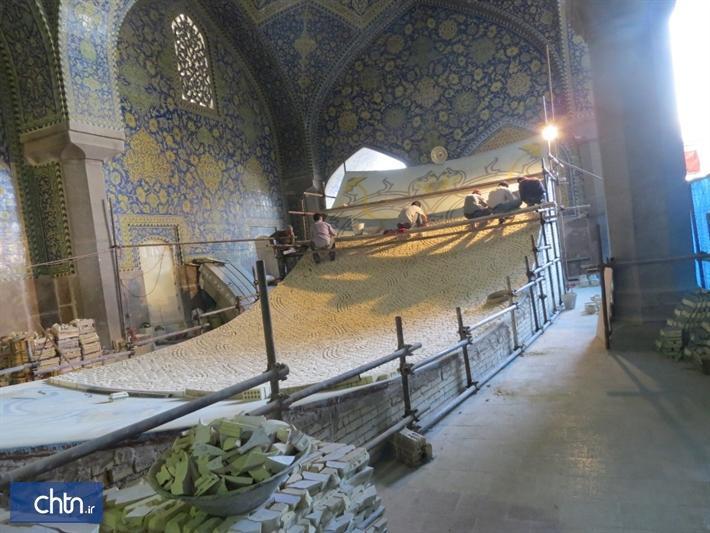 اختصاص 150 میلیارد ریال اعتبار برای بازسازی آثار تاریخی استان اصفهان