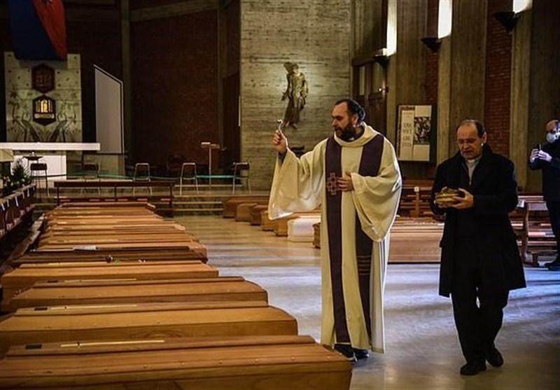 شمار قربانیان کرونا در ایتالیا به بیش از 25 هزار نفر رسید