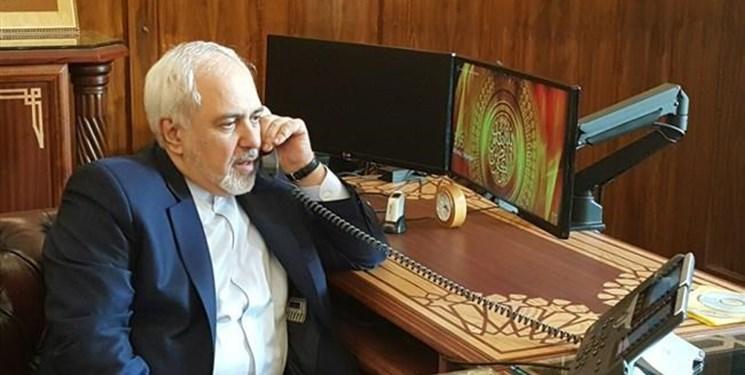 کرونا و پرونده سقوط هواپیمای اوکراینی محور گفتگوی تلفنی امروز ظریف و وزیر خارجه اوکراین