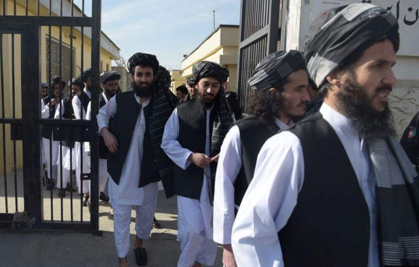 شرط دولت افغانستان برای آزادی دیگر زندانیان طالبان