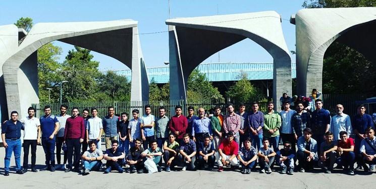 افزایش جذب دانشجویان بین الملل در دانشگاه تهران