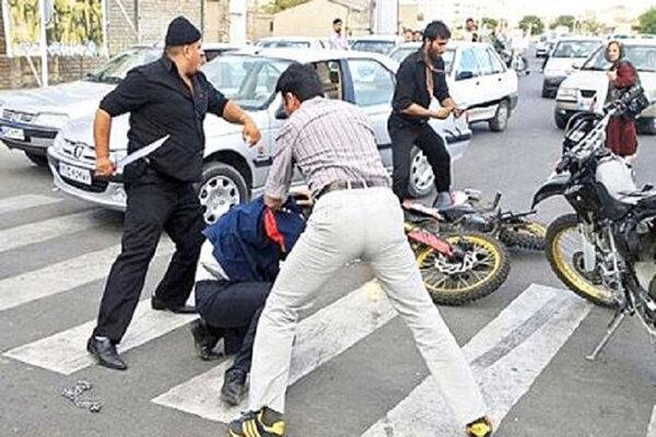 دستگیری 4 نفر از عاملان چاقوکشی و نزاع دسته جمعی در نهاوند