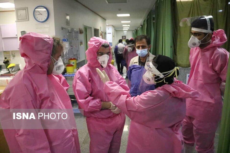 به مازندران سفر نکنید ، احتمال ابتلا به کرونا بسیار بالاست ، در آمل به ازای هر بیمار دو نفر مبتلا می شوند!