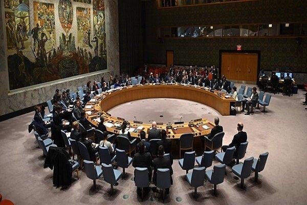 شورای امنیت پیش نویس آمریکا درباره تمدید تحریم ایران را رد می کند