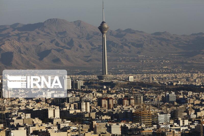 خبرنگاران کیفیت هوای تهران نارنجی شد