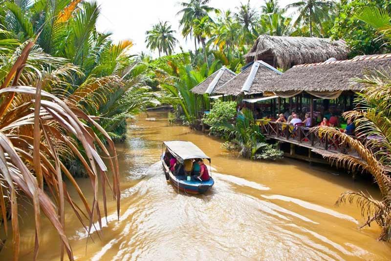 دلتای مکونگ؛ منطقه ای دیدنی با جاذبه های متفاوت در ویتنام
