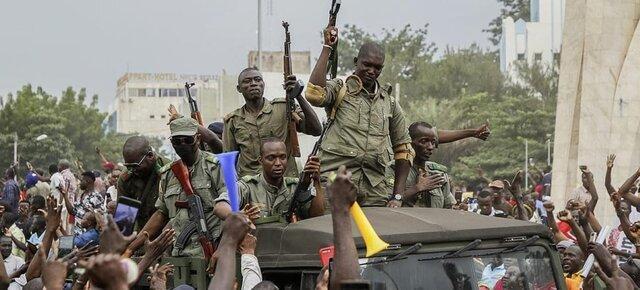 افسران شورشی در مالی به گذار مدنی و انتخابات وعده دادند