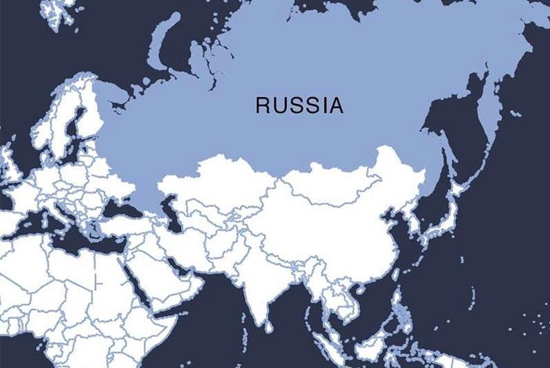 بزرگ ترین کشورهای جهان از نظر مساحت